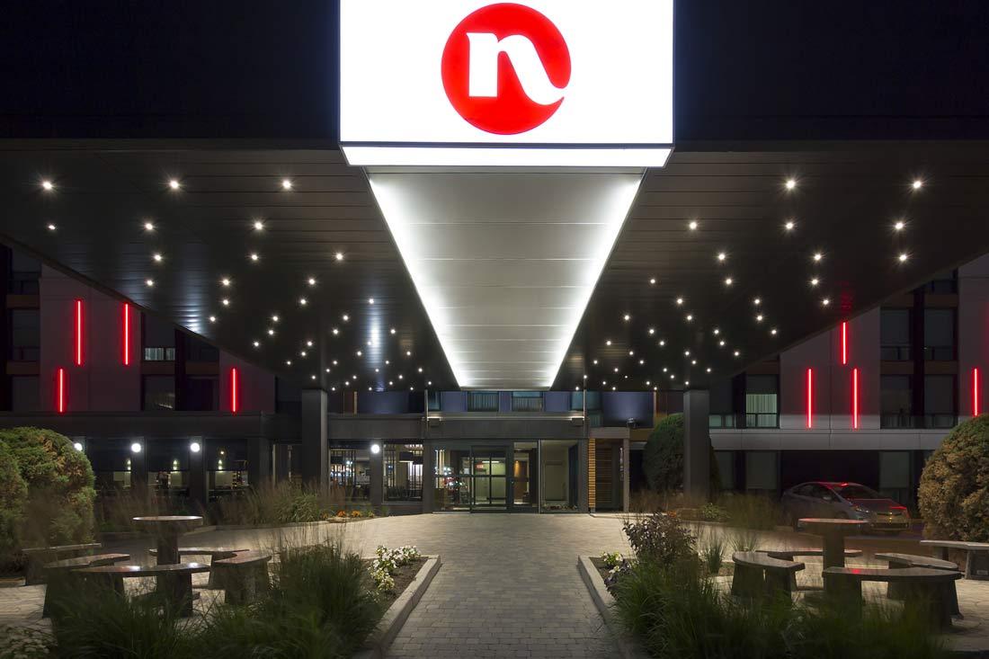 Hotel Suites Normandin Quebec