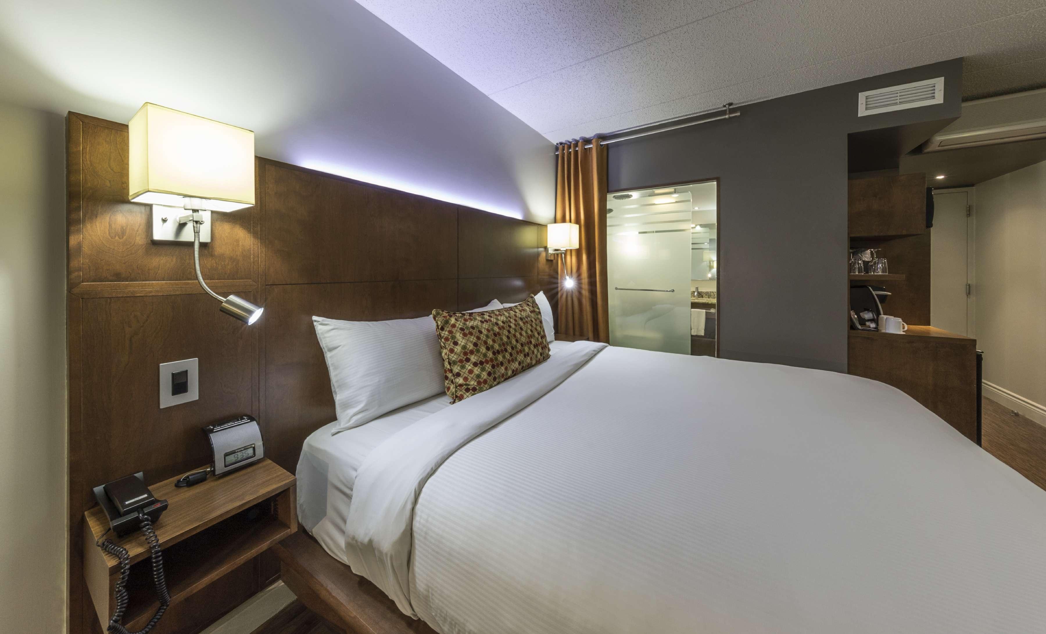 Hotel Suite Normandin Quebec
